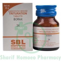 SBL Borax 3X