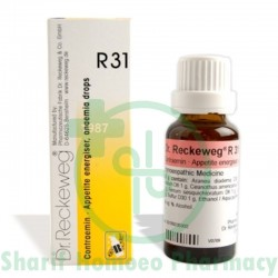 Dr. Reckeweg R31 (Anemia)