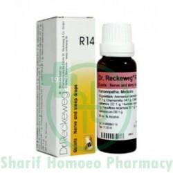 Dr. Reckeweg R14 (Quieta)