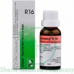 Dr. Reckeweg R16 (Cimisan)