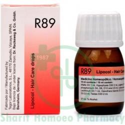 Dr. Reckeweg R89 (Lipocol)
