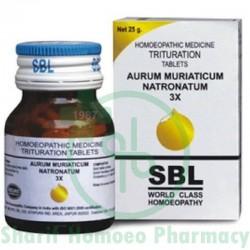 SBL Aurum Mur Natronatum 3X