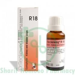 Dr. Reckeweg R18 (Cystopyelin)