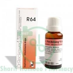 Dr. Reckeweg R64 (Nephralbin)