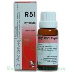 Dr. Reckeweg R51 (Thyreosan)