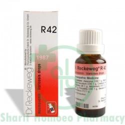 Dr. Reckeweg R42 (Veins)
