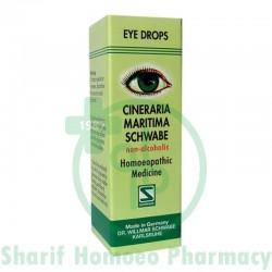 CMS Cineraria Maritima Schwabe® Non Alcoholic
