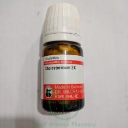 Cholesterinum 3X