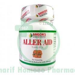 Bakson's Aller Aid Tablet