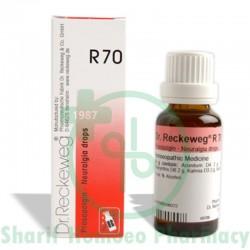 Dr. Reckeweg R70 (Neuralgia)