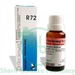 Dr. Reckeweg R72 (Pancreas)