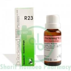 Dr. Reckeweg R23 (Eczema)