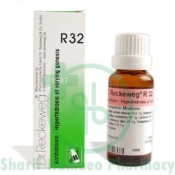Dr. Reckeweg R32 (Perspiration)
