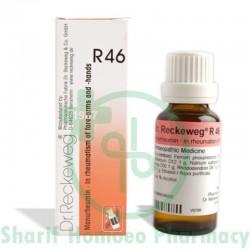 Dr. Reckeweg R46 (Arthritis)