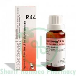 Dr. Reckeweg R44 (Blood Circulation)