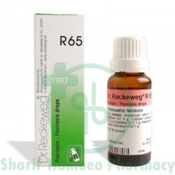 Dr. Reckeweg R65 (Psoriasis)