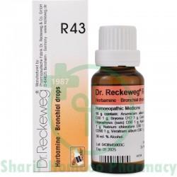 Dr. Reckeweg R43 (Asthma)