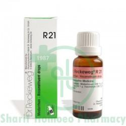Dr. Reckeweg R21 (Medorrhan)