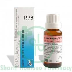Dr. Reckeweg R78 (Eye Care)