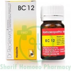 BC 12 (Headache)