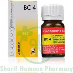BC 4 (Constipation)