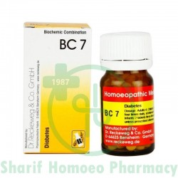 BC 7 (Diabetes)
