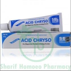SBL Acid Chryso Ointment