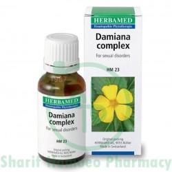 HM-6 (Damiana Complex)