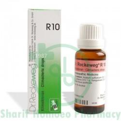 Dr. Reckeweg R10 (Menopause)