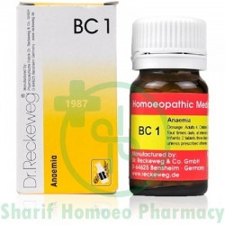 BC 1 (Anaemia)