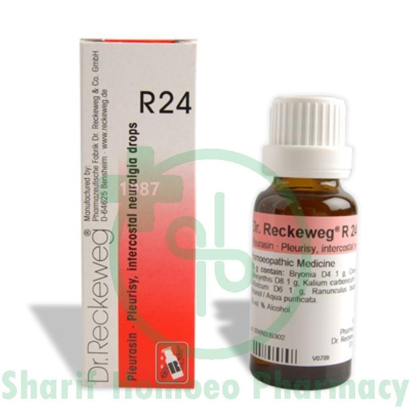 Dr. Reckeweg R24 (Pleura)